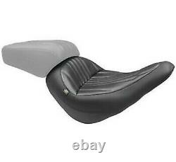 Harley Davidson Softail 2018-2020 Mustang Solo Seat With / O Dossier Noir 75721