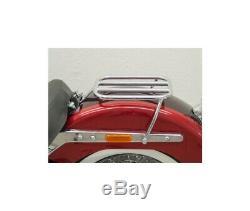 Harley Davidson Softail Deluxe Flde-2018- Luggage Rack Holder Package -6235br
