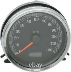 Harley Davidson Softail Drag Specialties Electronic Meter