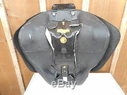 Harley Davidson Softail Fat Boy Seat (hd Rdw-92 / 61-0067)
