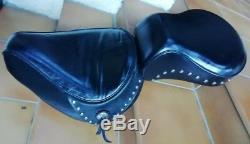 Harley Davidson Softail Heritage 1340 Saddle