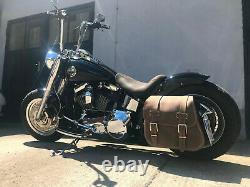 Harley Davidson Softail Heritage Deluxe Fatboy Big Left Boy