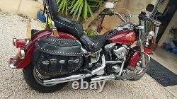Harley Davidson Softail Heritage Motorcycle 1340
