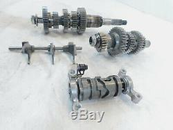 Harley Davidson Twin Cam Softail & Dyna Touring 5-speed transmission With