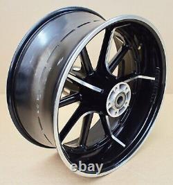 Harley Davidson Wheel Wheel Wheel Aluminium Rear 18x8 Custom Softail Current