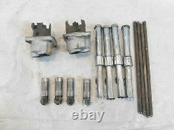 Harley Evo Electra Glide Dyna & Softail Admission Exhaust Pushers & Covers