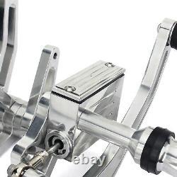 Harley Orders Advances Forward Controls Softail Fxst Fxstc Fxstd Fxstd 00-16