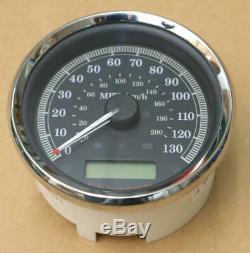 Harley Original Can-bus Meter Speed mph Km / H Dyna Softail Blackline