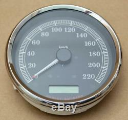 Harley Original Can-bus Speedometer Kmh Heritage Softail Dyna