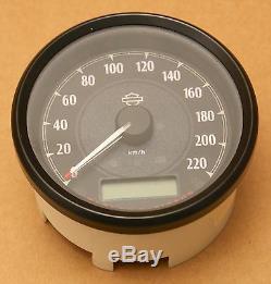 Harley Original Can-bus Tachometer Speedometer Km / H Sportster Dyna Softail