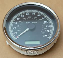Harley Original Speedometer Mp / H Km / H Electronics Softail Road King