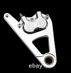 Harley Softail Springer Brushes Brake Front Performance Machine 88-99