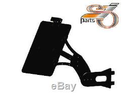 Harley Softail Support Registration Plate On Side Adjustable Up To