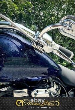 Heinzbikes Led Flashing Guidon Harley Davidson Softail Sport Glide 2019 Chrom