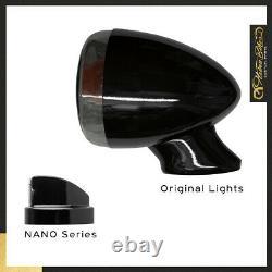 Heinzbikes Nano Series Winglets 3in1 Flashing Led Harley-davidson Softail Slim