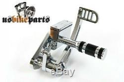Installing Footrest For Harley Davidson Big Twin And Softail Custom Nine