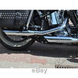Kalinski Pot Esc Silent Harley Davidson Heritage Softail