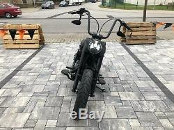Koolkat Wheels 21x3,5 18x5,5 & Harley Davidson Softail Fat Boy Heritage 1