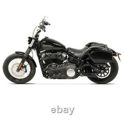 Lateral Bags For Harley Davidson Softail Low Rider / S Nbh