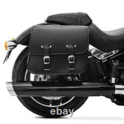 Laterale Satchel For Harley Davidson Softail Slim Laredo Right