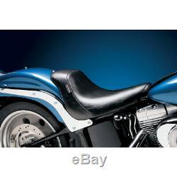 Le Pera Bare Bones Solo Gel Saddle Harley Davidson Softail 06-10