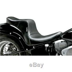 Le Pera Cherokee Smooth Seat Custom Harley Davidson Softail 06-12