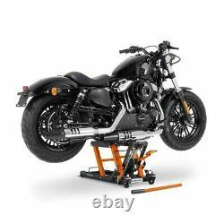 Lo Hydraulic Moto Lift - XXL Cover For Harley Davidson Softail Street Bob