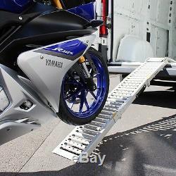 Motorcycle Loading Ramp Harley Davidson Softail Slim (fsl) Steel