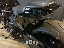 Mudguard Rear Harley-davidson Softail Fxdr 114 2018-2020