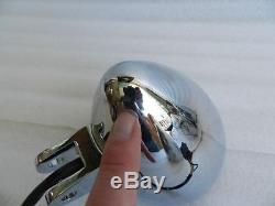 Oem Harley Sportster Dyna Softail 4 1/2 Headlight Ball 69851-06