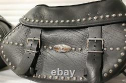 Oem Nto Harley Flstc Heritage Softail Bags