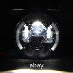 Optical Phare Harley Heritage Softail Classic Efi Flstci 2001-2006