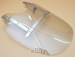 Original Harley Detachable Windshield Softail Dyna