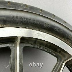 Original Harley-davidson Amf Pelle Head Gussfelge 43250-80 19 X 2.15 Tl
