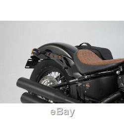 Panniers System Lh Legend Gear Harley-davidson Softail Street Bob