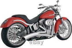 Pot Vance & Hines Big Radius 2in1 Harley 1340 Heritage Softail Classic 88-99