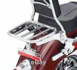 Rack Of Sissy Bar Harley-davidson Softail Starting At 2018 Chrome