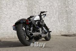 Rear Fender Harley Davidson Sportster Iron Forty Eight 48 Nightster Low