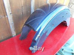 Rear Fender Originally Harley Davidson Softail Heritage And Others