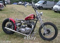 Reservoir Sportster Peanut Gas Tank Harley Davidson Bobber Chopper Vintage 9 L