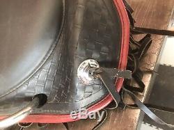 Saddle Harley Davidson Softail