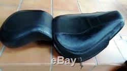 Saddle & Ottoman Comfort Harley Davidson Softail Fat Boy Evolution 1340