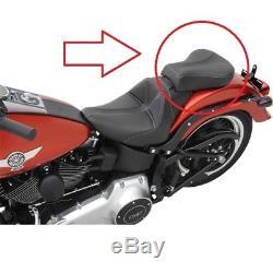 Saddlemen Dominator Passenger Poufs Harley Davidson Softail Fxst 06-10
