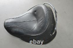 Seat Driver Seat Solo From A Harley Davidson Softail Deluxe Flstn