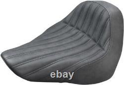 Seat Knuckle Lattice Solo Black Harley Davidson Abs Softail Fat Boy Flfbs