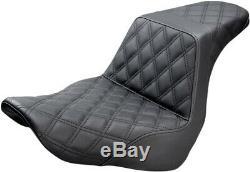 Seat Step Up Ls Harley Davidson Softail Abs Flsb Sport Glide Saddlemen