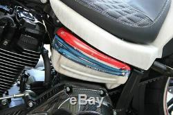 Serbatoio Olio Custom Fianchetti 2018 Harley Davidson Softail Fat M8 Breakout B