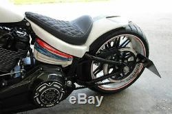Serbatoio Olio Fianchetti 2018+ Harley Davidson Softail M8 Fast Rider Fat Bob Led