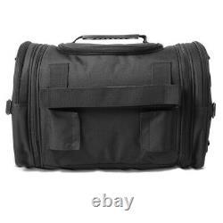 Set Cric Lift + Saddle Bag For Harley Davidson Softail Fat Bob/ 114 Sm16