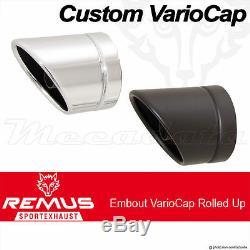 Silent Remus Custom Stainless Mcs Harley-davidson Softail Custom Fxstc 07